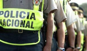 Cusco: detienen a 13 policías implicados en tráfico ilícito de drogas
