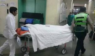 Arequipa: obrero murió atropellado por taxista solo porque le insultó