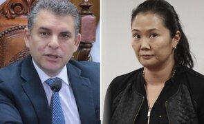 Fiscal Vela pide al PJ solicitar aclaración al TC sobre fallo a favor de Keiko Fujimori