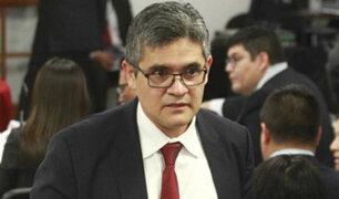 Pérez: José Miguel Castro reveló información que compromete a PPK y Villarán