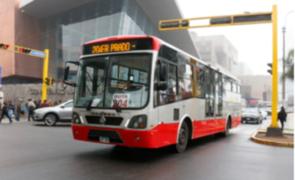 Corredor Rojo: servicio 204 amplía su recorrido desde Pachacámac hasta San Miguel