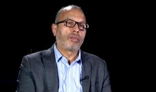 Hugo Coya denuncia injerencia de ministro Petrozzi en TV Perú