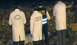 Chorrillos: identifican cadáver maniatado y con signos de tortura