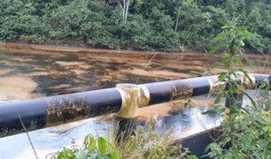 Loreto: en menos de un mes, reportan tres derrames de petróleo en la selva peruana