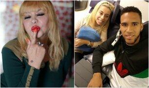 Susy Díaz a esposa de Pedro Gallese: ''Cuando perdonas una vez te vuelven a engañar''
