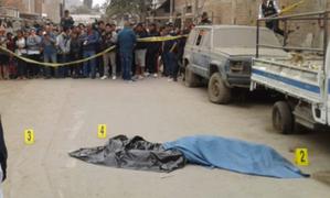 El Agustino: mujer es asesinada de un disparo en la cabeza a la altura del puente Huánuco