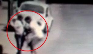 SMP: delincuente en mototaxi roba 5 mil soles a empresario
