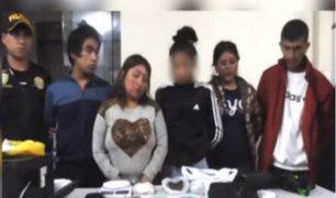 'La peque': detienen a mujer que lideraba clan familiar dedicado a venta de droga