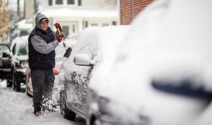 Tormenta invernal comienza a causar estragos en Estados Unidos