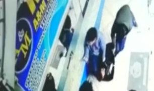 Juliaca: delincuente asalta centro de acopio de oro y mata a trabajador