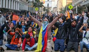 Sindicatos  convocan a un nuevo paro nacional en Colombia
