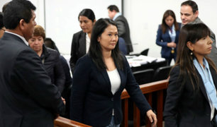 Keiko Fujimori: Procuraduría del PJ pide dejar sin efecto fallo que la liberó