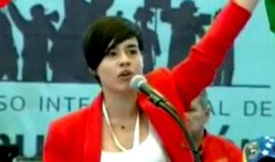 Venezuela: líder chilena de protestas llama 'tirano' a Sebastián Piñera