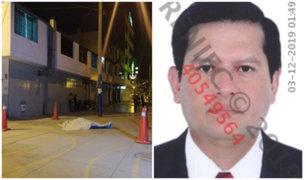 Comas: empresario asesinado había alertado a la Policía amenazas