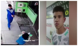 Villa El Salvador: sicario de 18 años intentó asesinar a mujer a balazos