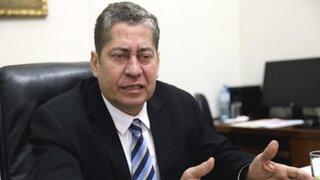 Espinosa-Saldaña: La mayoría de tribunos dijo que no debía discutirse porque caso ya fue resuelto