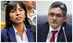"Loza sobre fiscal Domingo Pérez: ""Busca sacarme del caso Keiko Fujimori"""