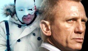 007: se estrenó espectacular tráiler de la nueva película de James Bond