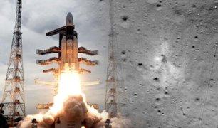 NASA encuentra la nave india perdida en la Luna