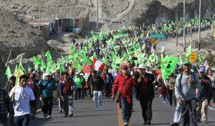 Gutiérrez: Gobierno debe tener una evaluación detallada sobre conflictos en provincias