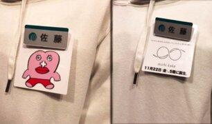 Japón: trabajadoras se pondrán distintivo durante periodo menstrual