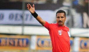 Sin Diego Haro: Miguel Santiváñez arbitrará la semifinal de vuelta entre Sporting Cristal vs Alianza Lima