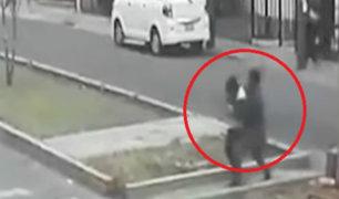 Pueblo Libre: violento robo contra joven ocurrió cerca a caseta de serenazgo