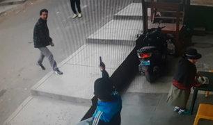 Chorrillos: municipio monitorea asaltos por cámaras de seguridad