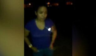 Crimen en El Agustino: sicarios se grabaron asesinando a mujer extranjera