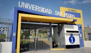 Sunedu deniega licenciamiento a Universidad San Pedro