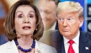 EEUU: Capitolio confirma acusación formal para destituir a Trump