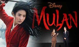 Mulan: Disney presenta el trailer oficial del live action