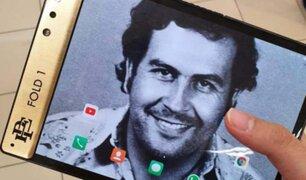 Colombia: hermano de Pablo Escobar lanzó teléfono inteligente