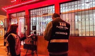 Pueblo Libre: fuertes multas para vendedores de pirotécnicos