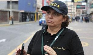 Forsyth reaparece con Susel Paredes tras aceptar su renuncia a la Gerencia de Fiscalización