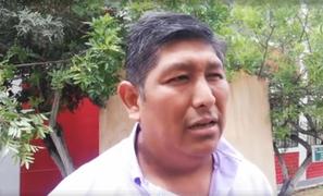 Tacna: directivo de la FPF arma escándalo en la calle tras provocar accidente vehicular
