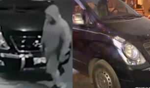 Efectivos de Diprove recuperan camioneta de trabajador de Panamericana