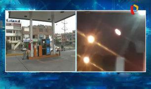 Santa Anita: vecinos alarmados por fuga de gas en grifo