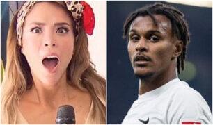 ¿Sheyla Rojas tiene una relación con jugador del Inter de Milán?