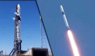 NASA lanza nanosatélite construido por mexicanos