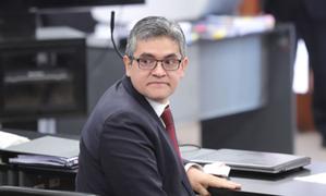 Domingo Pérez sobre García: sorprende saber que pretendió atentar contra mi vida
