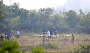 India: policía fusila en un descampado a cuatro presuntos violadores