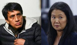 Antonio Camayo, implicado en caso Cuellos Blancos: 'La Señora K es Keiko Fujimori'