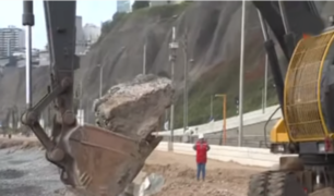 Miraflores retirará 400 toneladas de escombros en ocho playas
