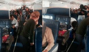Avión que se dirigía de Lima a Caracas aterriza de emergencia en Tarapoto