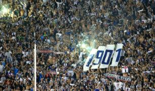 FPF resaltó gran asistencia de hinchas en semifinales de la Liga 1