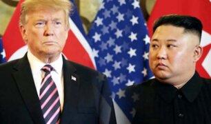 Corea del Norte anuncia suspensión de negociaciones nucleares con EEUU