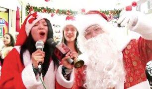 Recurseros navideños: así se ganan la vida estos ingeniosos comerciantes en estas fiestas