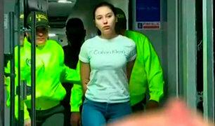 Colombia: recapturan a hija de exsenadora Aída Merlano