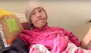 La Victoria: anciana es abandonada en vivienda desde hace cuatro días